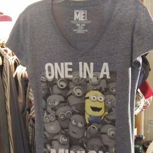 Tops - Minion t-shirt.